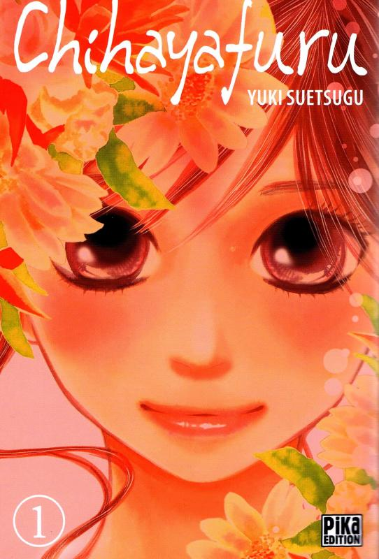 Chihayafuru T1, manga chez Pika de Suetsugu