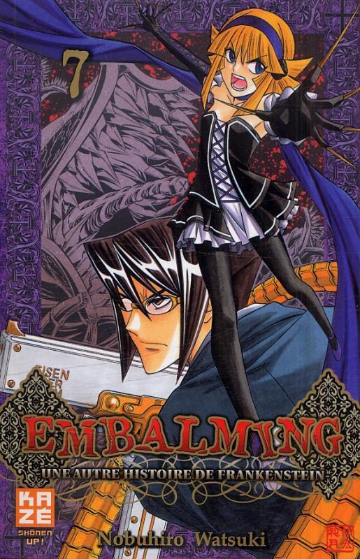 Embalming - Une autre histoire de Frankenstein T7, manga chez Kazé manga de Watsuki