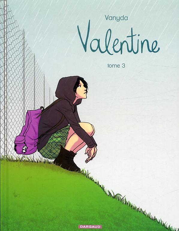 Valentine T3, bd chez Dargaud de Vanyda, Drac