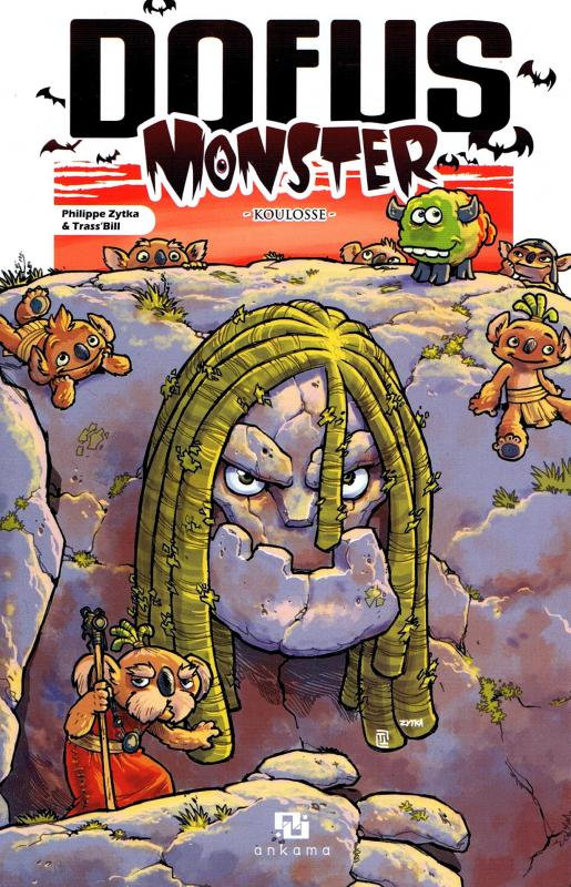 Dofus Monster T9 : Koulosse (0), manga chez Ankama de Zytka, Trass'bill