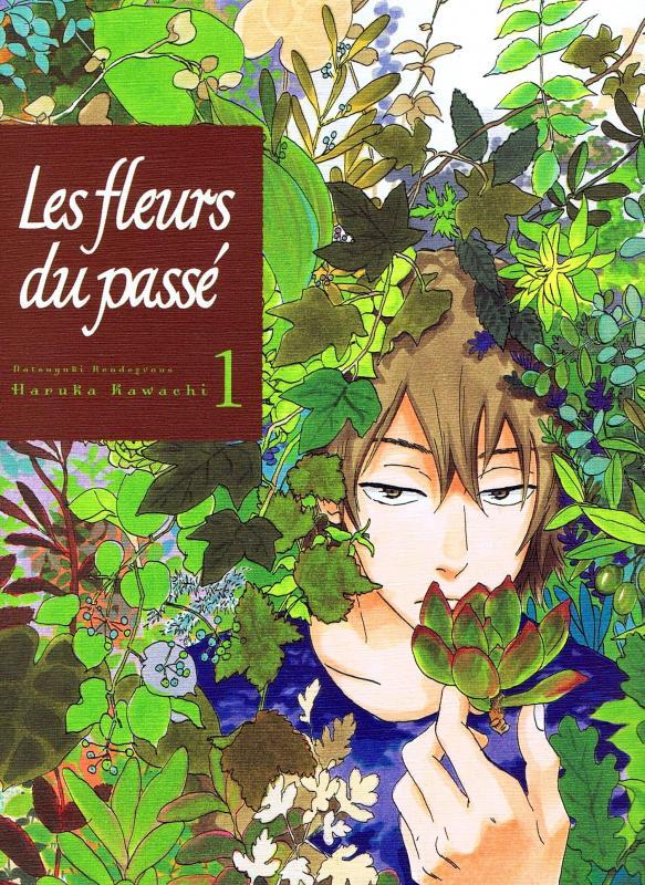 Les fleurs du passé T1, manga chez Komikku éditions de Kawachi