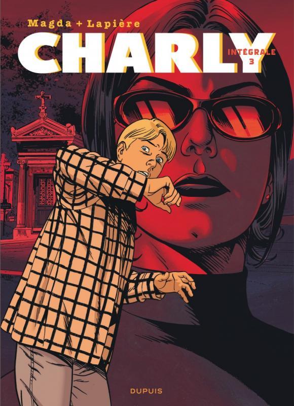 Charly T3, bd chez Dupuis de Lapière, Magda