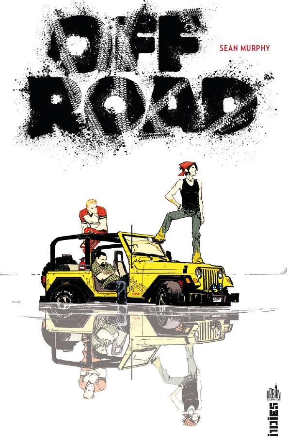 Off Road, comics chez Urban Comics de Murphy