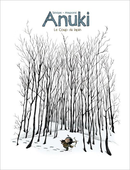 Anuki T3 : Le coup du lapin (0), bd chez Editions de la Gouttière de Maupomé, Sénégas