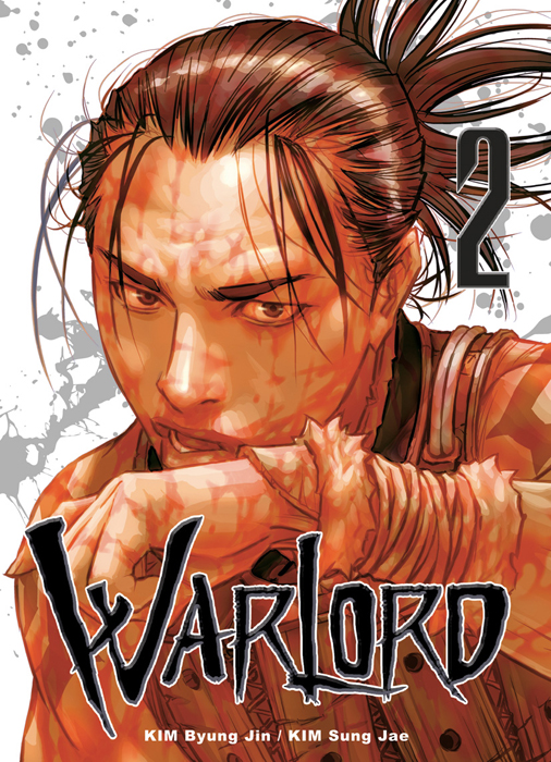 Warlord T2, manga chez Ki-oon de Kim, Kim