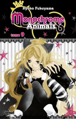 Monochrome animals T9, manga chez Glénat de Fukuyama