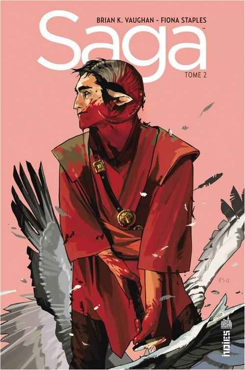 Saga T2, comics chez Urban Comics de Vaughan, Staples