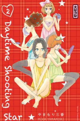 Daytime shooting star T2, manga chez Kana de Yamamori
