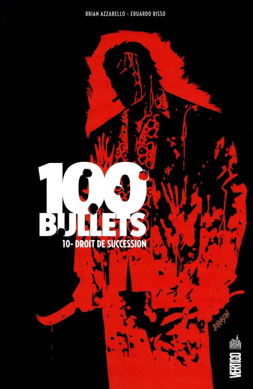 100 Bullets – Edition Hardcover, T10 : Droit de succession (0), comics chez Urban Comics de Azzarello, Risso, Mulvihill, Johnson