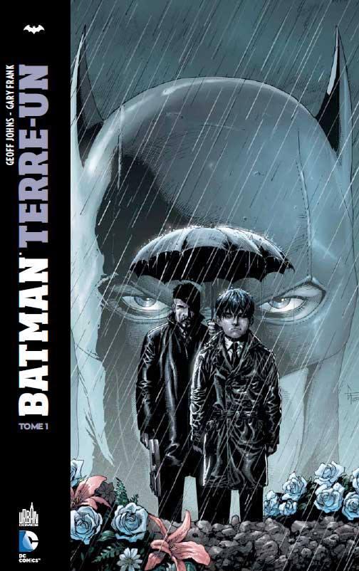 Batman Terre-Un, comics chez Urban Comics de Johns, Frank, Anderson