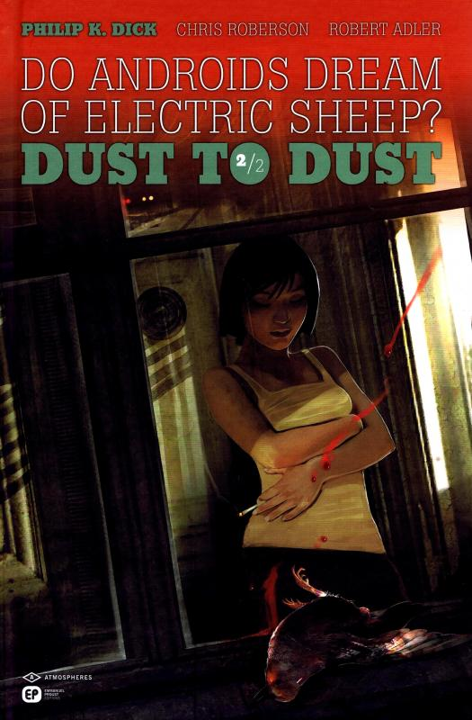 Dust to dust T2, comics chez Emmanuel Proust Editions de Roberson, Adler, Suppa, Lozano