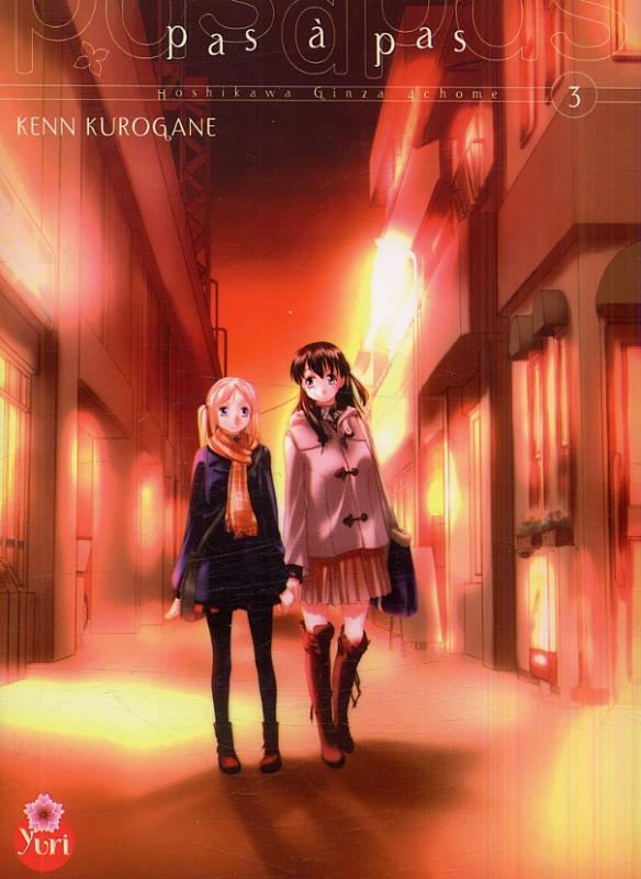Pas à pas  T3, manga chez Taïfu comics de Kenn