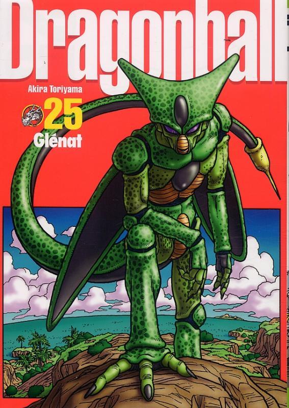 Dragon Ball – Ultimate edition, T25, manga chez Glénat de Toriyama