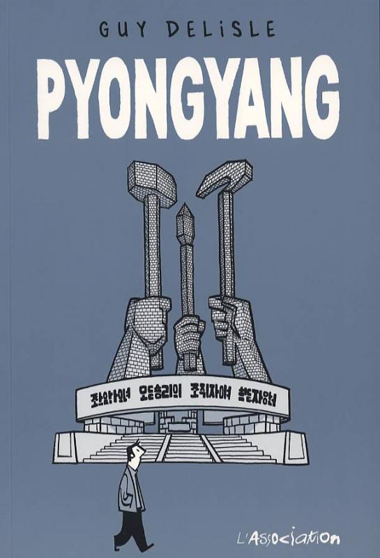 Pyongyang, bd chez L'Association de Delisle