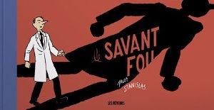 Le savant fou, bd chez Les Rêveurs de Stanislas, Thomas