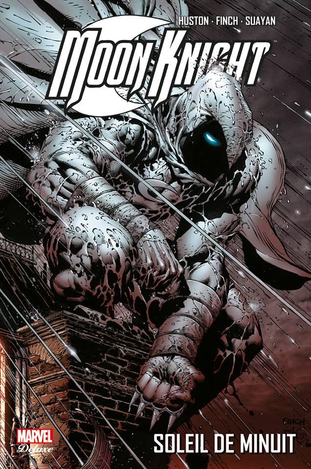 Moon Knight (vol.5) T1 : Soleil de minuit (0), comics chez Panini Comics de Huston, Finch, Suayan, d' Armata