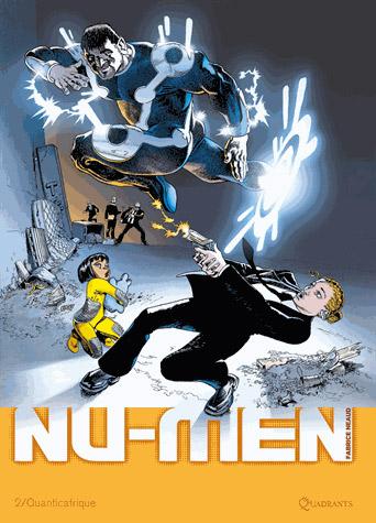 Nu-Men T2 : Quanticafrique (0), bd chez Soleil de Neaud, Maffre
