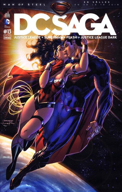 DC Saga T13, comics chez Urban Comics de Lobdell, Buccellato, Johns, Nicieza, Manapul, Lemire, Scott, Albert, Alixe, Reis, Craig, Irwin, Glapion, Williams, Kolins, Prado, To, Finch, Hope, Rudy, Lee, Garner, Janin, Takara, Suayan, Neves, Torque, Raney, Hunter, Weems, Arreola, Herring, Sinclair, E