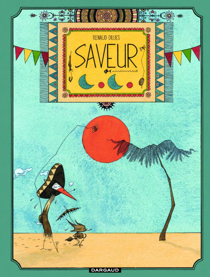 Saveur Coco, bd chez Dargaud de Renaud, Dillies