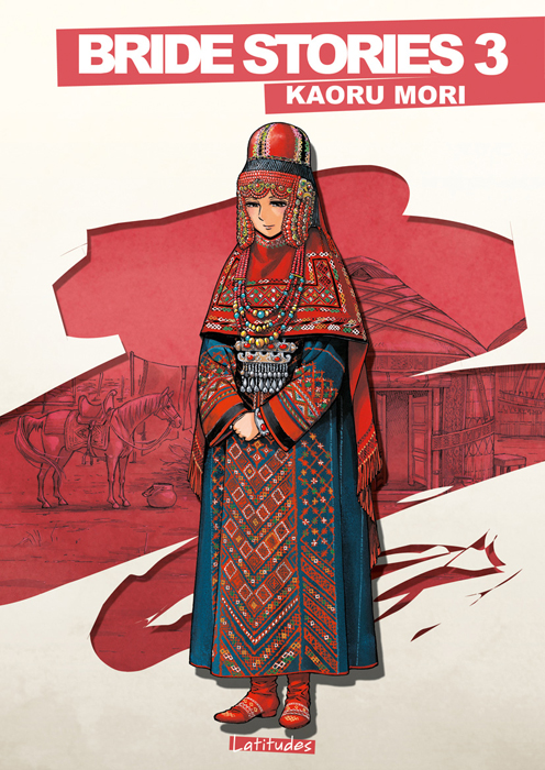 Bride stories - deluxe T3, manga chez Ki-oon de Mori