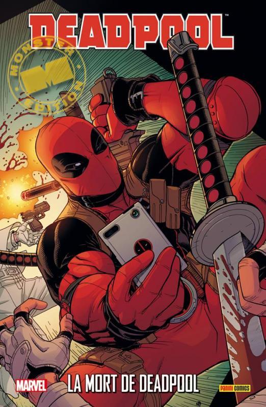 Deadpool (1998) T5 : La mort de Deadpool (0), comics chez Panini Comics de Way, Crystal, Andrade, Espin, Garza, Lolli, Barbieri, Guru efx, Sanchez Amara, Rauch