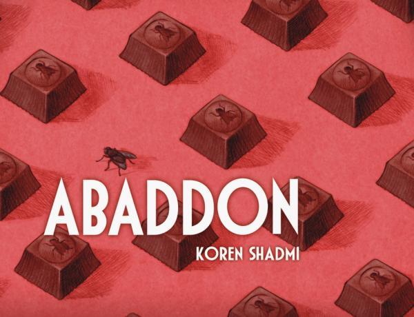 Abaddon T2, comics chez Ici Même Editions de Shadmi