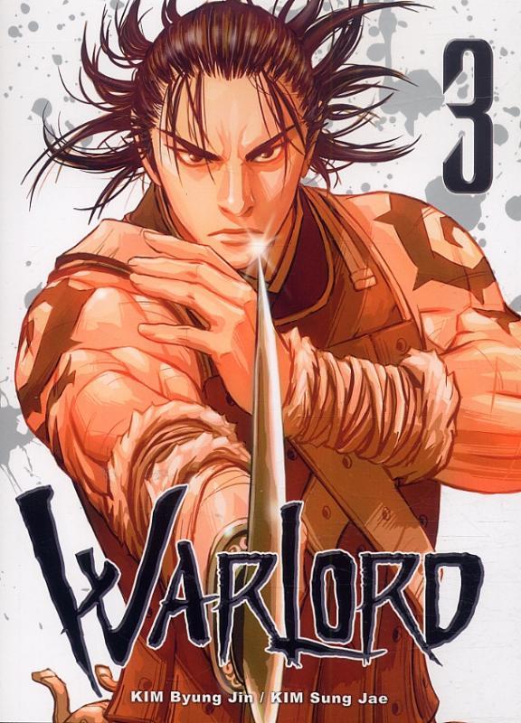 Warlord T3, manga chez Ki-oon de Kim, Kim