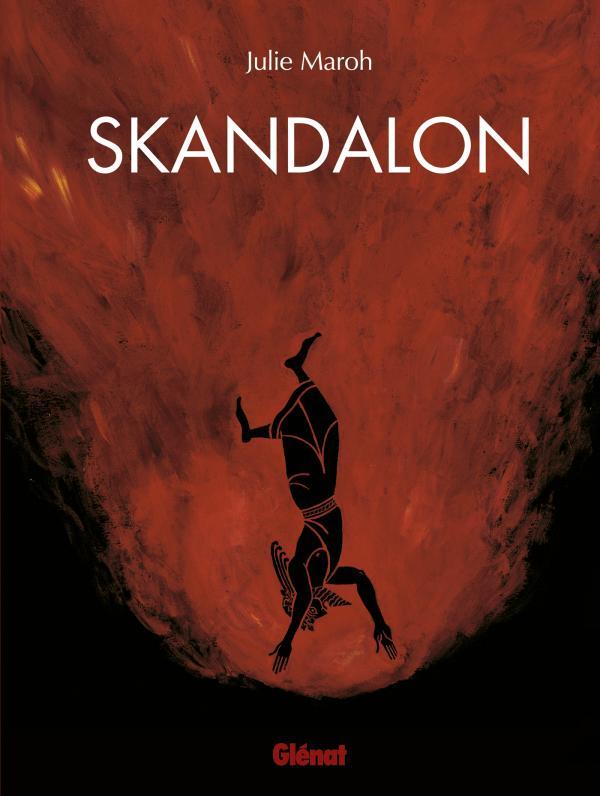 Skandalon, bd chez Glénat de Maroh