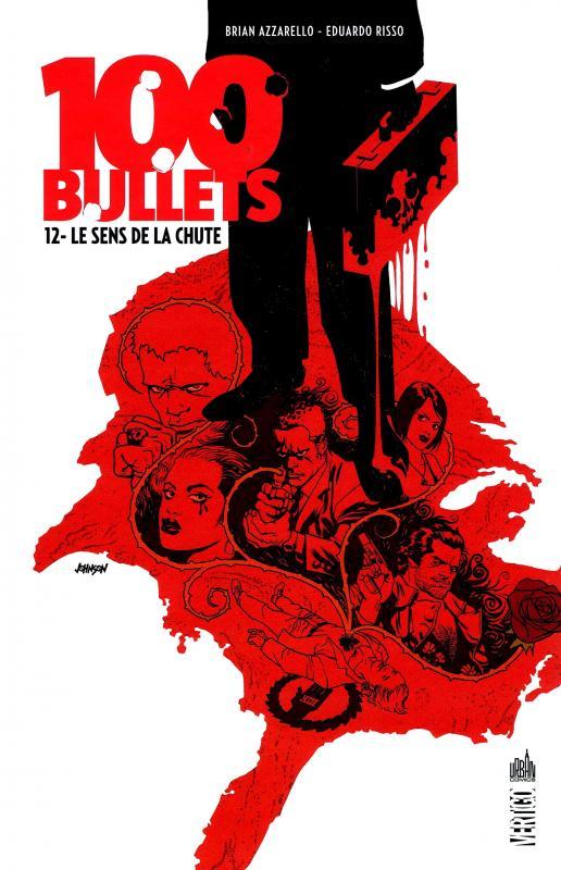 100 Bullets – Edition Hardcover, T12 : Le sens de la chute (0), comics chez Urban Comics de Azzarello, Risso, Mulvihill, Johnson
