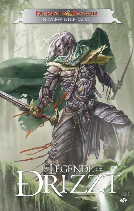 Dungeons & Dragons - La légende de Drizzt : Neverwinter Tales (0), comics chez Milady Graphics de Salvatore, Salvatore, Padilla, O'Grady, Flores