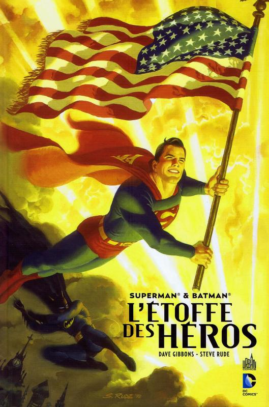 Superman & Batman : L'étoffe des héros (0), comics chez Urban Comics de Gibbons, Rude, Oliff