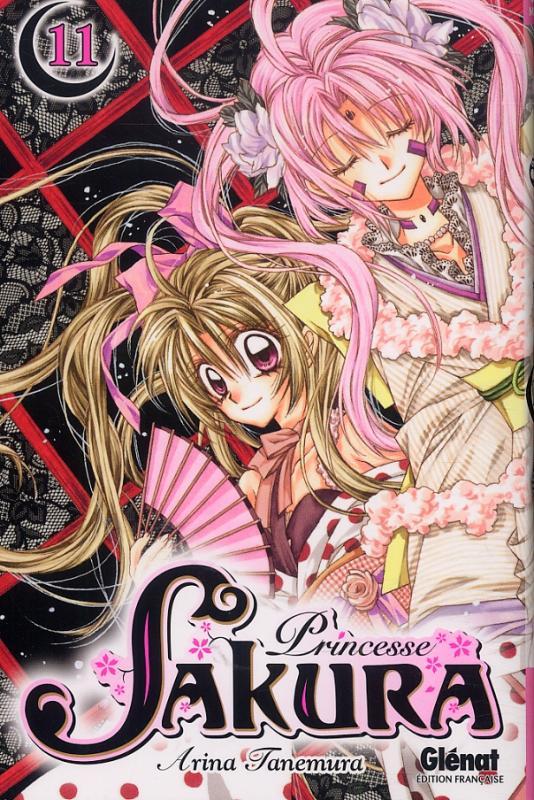 Princesse Sakura T11, manga chez Glénat de Tanemura