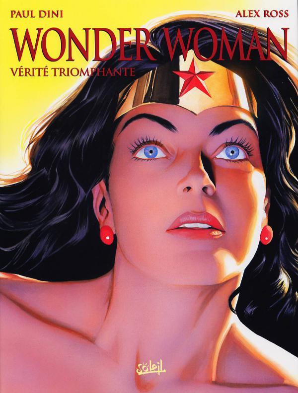 Wonder Woman : Vérité triomphante (0), comics chez Soleil de Dini, Ross