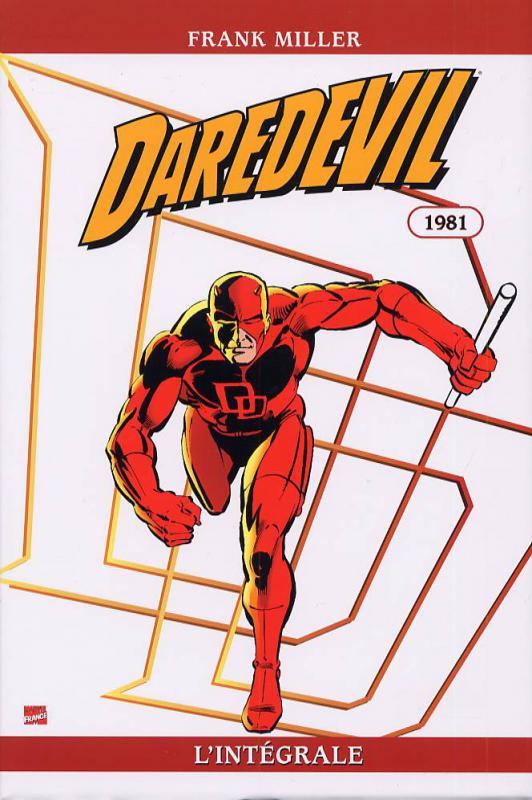 Daredevil : L'intégrale : 1981 (0), comics chez Panini Comics de Miller, Wein, Janson