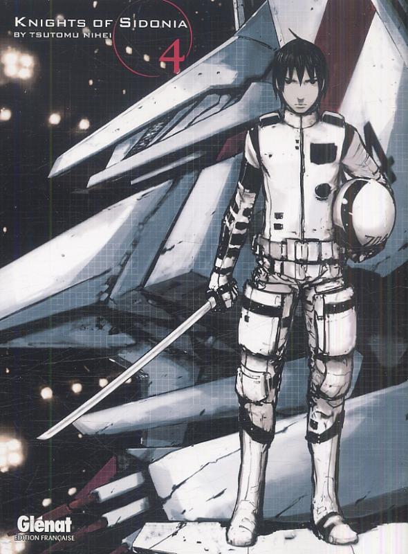 Knights of Sidonia T4, manga chez Glénat de Nihei