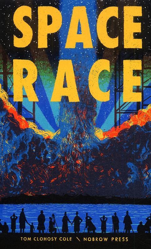 Space Race, comics chez Nobrow de Clohosy Cole