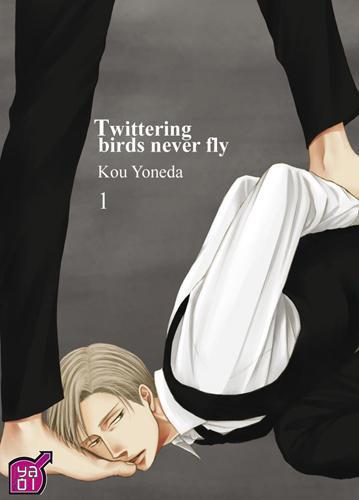 Twittering birds never fly T1, manga chez Taïfu comics de Yoneda