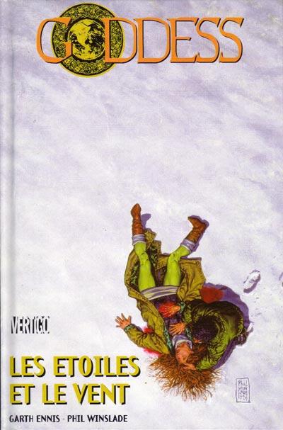 Goddess T3 : Les étoiles et le vent (0), comics chez Le Téméraire de Ennis, Winslade