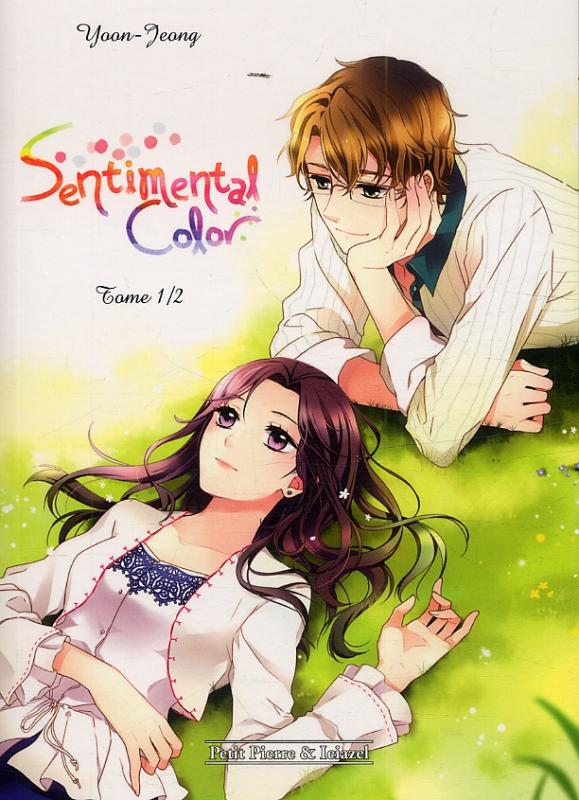 Sentimental color  T1, manga chez Clair de Lune de Yoon