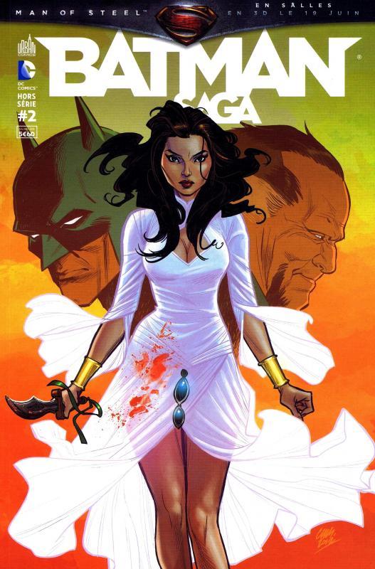 Batman Saga – Hors série, T2 : Batman Incorporated (0), comics chez Urban Comics de Morrison, Burnham, Irving, Fairbairn, Stewart