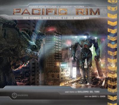 Pacific Rim : Des hommes, des machines et des monstres (0), comics chez Huginn & Muninn de Collectif, Del Toro