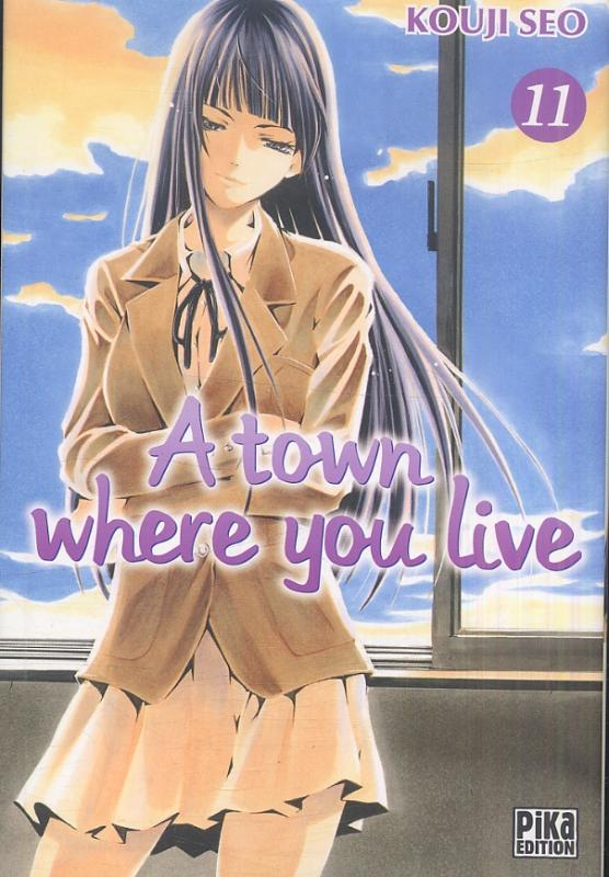 A Town where you live T11, manga chez Pika de Kouji