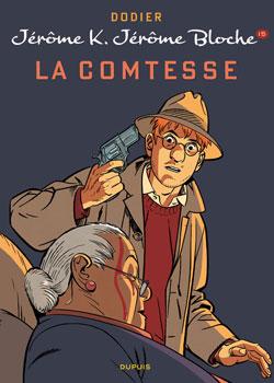 Jérôme K. Jérôme Bloche T15 : La Comtesse (0), bd chez Dupuis de Dodier, Cerise