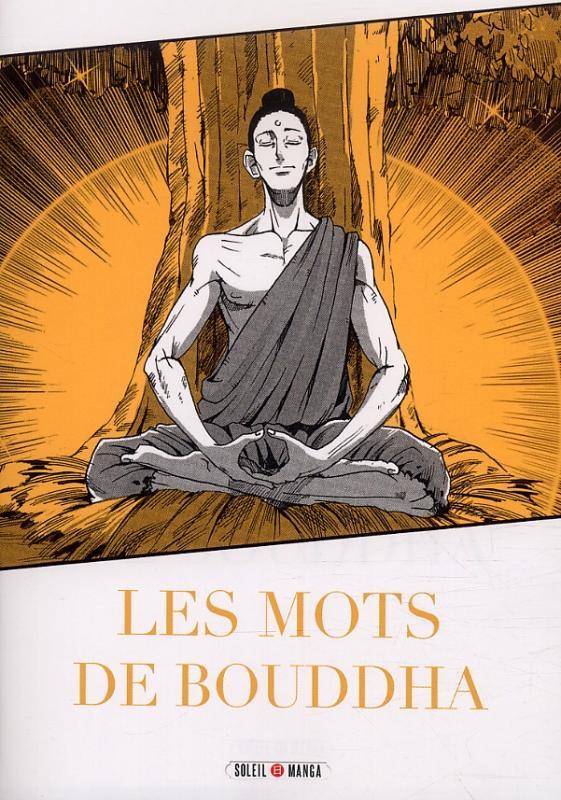 Les mots de Bouddha, manga chez Soleil de Variety artworks studio