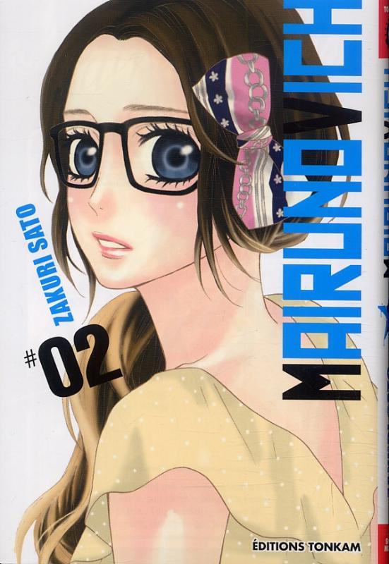 Mairunovich  T2, manga chez Tonkam de Sato