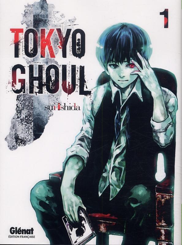 Tokyo ghoul T1, manga chez Glénat de Ishida
