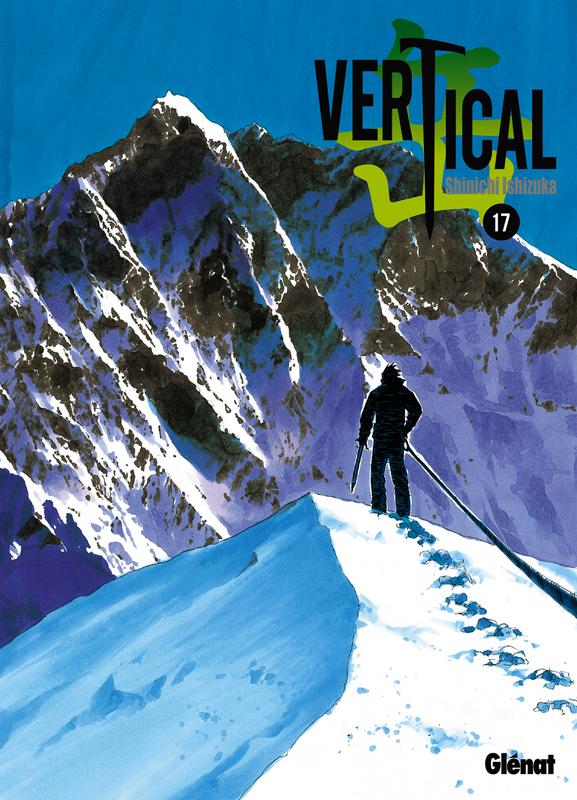 Vertical T17, manga chez Glénat de Ishizuka