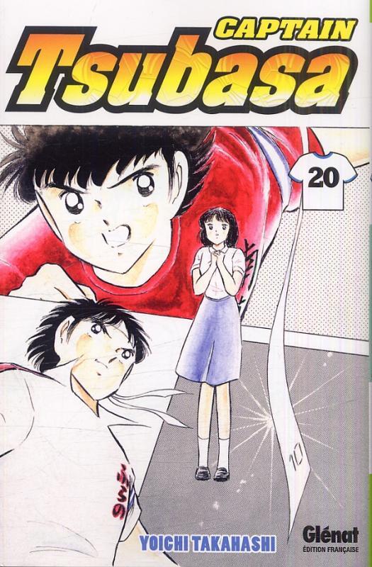 Captain Tsubasa T20, manga chez Glénat de Takahashi
