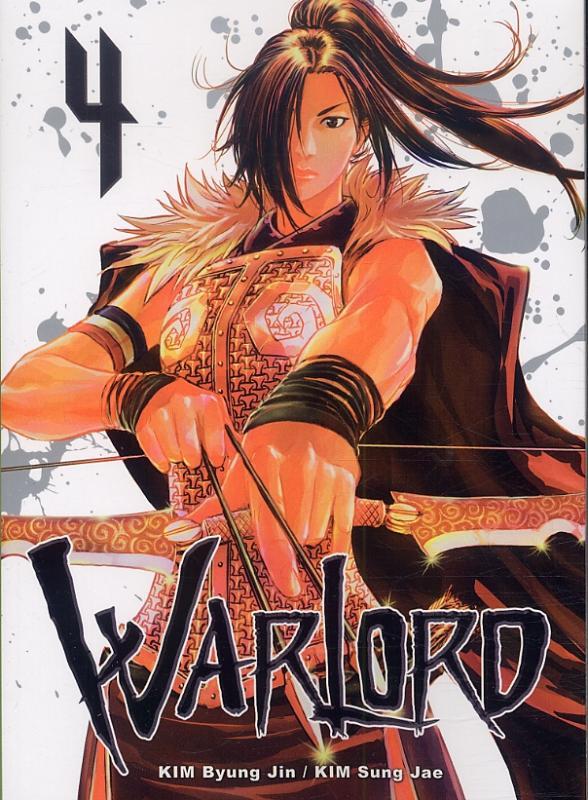 Warlord T4, manga chez Ki-oon de Song Jae-Kim, Kim
