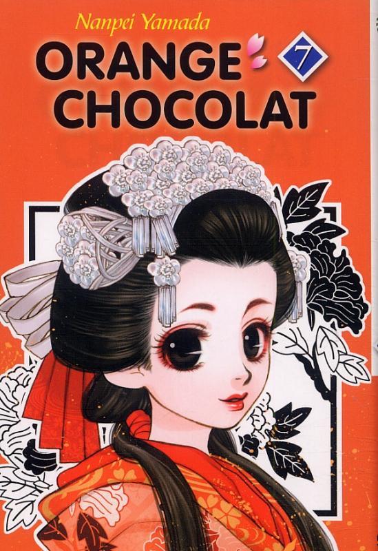 Orange chocolat T7, manga chez Tonkam de Yamada